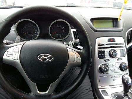 Hyundai Genesis 2008 - отзыв владельца