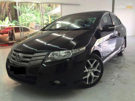 Honda City 2011 - отзыв владельца