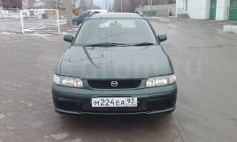 Mazda Capella 1998 отзыв владельца   Дата публикации: 07.03.2017