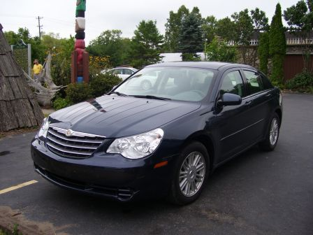 Chrysler Sebring 2007 - отзыв владельца