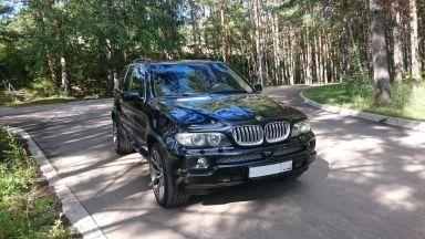 BMW X5 2005 отзыв автора | Дата публикации 10.03.2017.