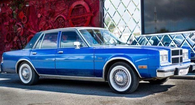 Dodge Dodge 1984 - отзыв владельца