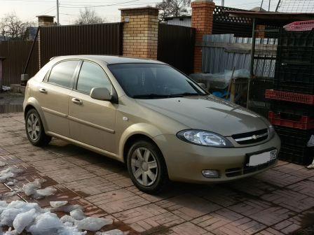 Chevrolet Lacetti 2009 - отзыв владельца