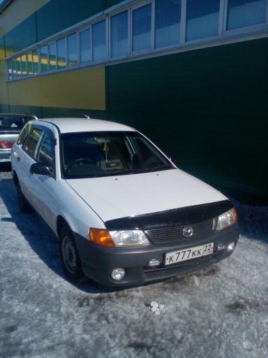 Mazda Familia 2000 отзыв автора | Дата публикации 13.03.2017.
