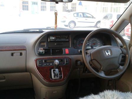Honda Odyssey 2001 - отзыв владельца
