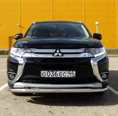 Mitsubishi Outlander, 2016