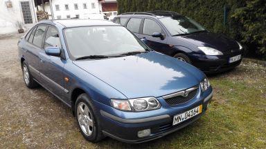 Mazda 626, 1997