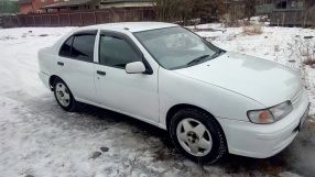 Nissan Pulsar, 2000