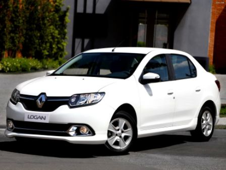 Renault Logan 2016 - отзыв владельца