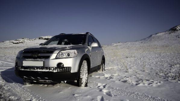 Chevrolet Captiva 2010 - отзыв владельца