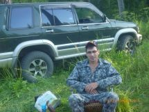 Isuzu Trooper, 2001