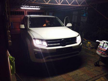 Volkswagen Amarok 2016 - отзыв владельца