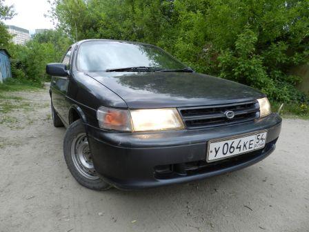 Toyota Corsa 1994 - отзыв владельца