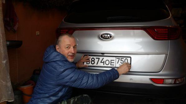 Kia Sportage 2017 - отзыв владельца