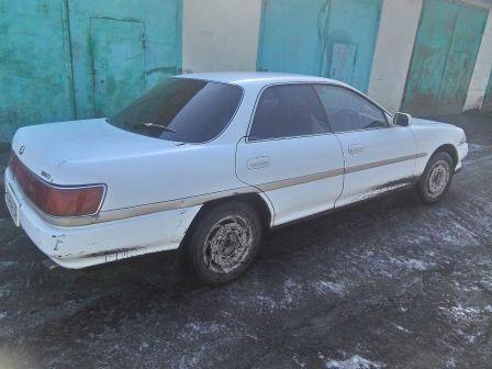 Toyota Carina ED 1990 - отзыв владельца