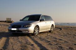Subaru Legacy 2003 отзыв автора | Дата публикации 25.03.2017.