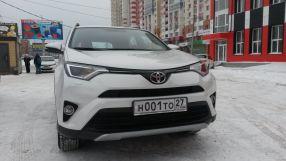 Toyota RAV4, 2016