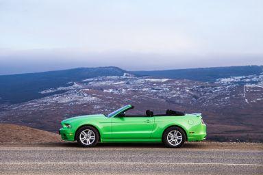 Ford Mustang 2013 отзыв автора | Дата публикации 27.03.2017.