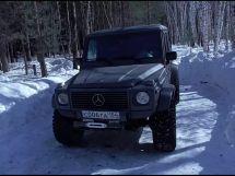Mercedes-Benz G-Class, 1998