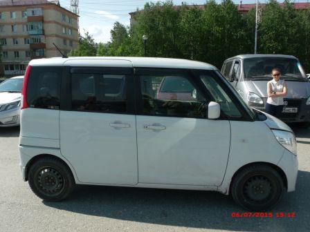 Suzuki Palette 2011 - отзыв владельца