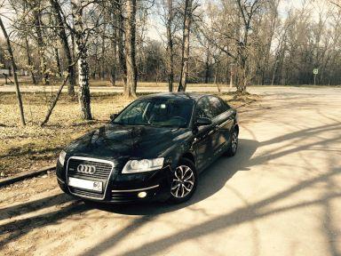 Audi A6 2008 отзыв автора | Дата публикации 30.03.2017.