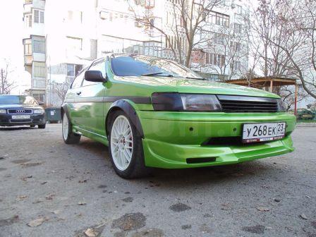 Toyota Corsa 1992 - отзыв владельца