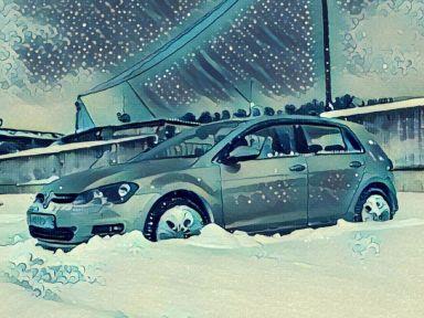 Volkswagen Golf 2013 отзыв автора | Дата публикации 30.11.2013.