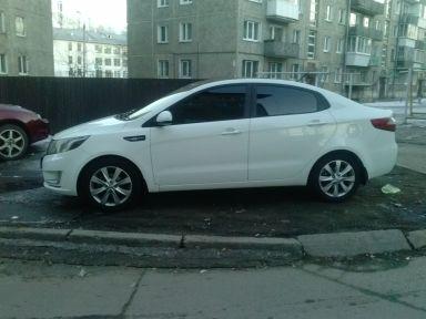 Hyundai Solaris 2011 отзыв автора | Дата публикации 25.07.2014.