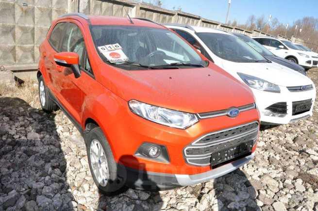 Ford EcoSport, 2016 год, 1 126 000 руб.