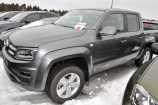 Volkswagen Amarok. СЕРЫЙ `NATURAL`  МЕТАЛЛИК (M4M4)