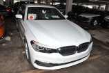 BMW 5-Series. БЕЛОСНЕЖНЫЙ (300)