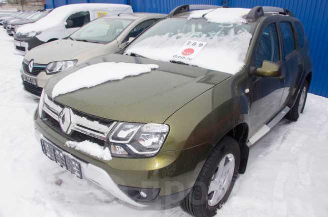 Renault Duster, 2018 год, 962 990 руб.