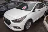 Hyundai Solaris. CRYSTAL WHITE (PGU)