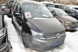 Volkswagen Caddy. ЧЕРНЫЙ `DEEP`  ПЕРЛАМУТР (2T2T)
