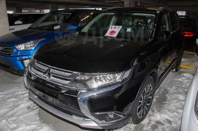 Mitsubishi Outlander, 2016 год, 1 876 990 руб.