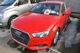 Audi A3. КРАСНЫЙ, МЕТАЛЛИК (TANGO RED) (Y1Y1)