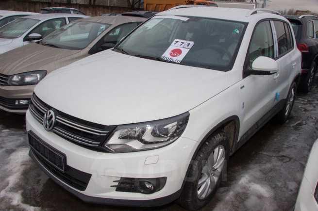 Volkswagen Tiguan, 2016 год, 1 584 820 руб.