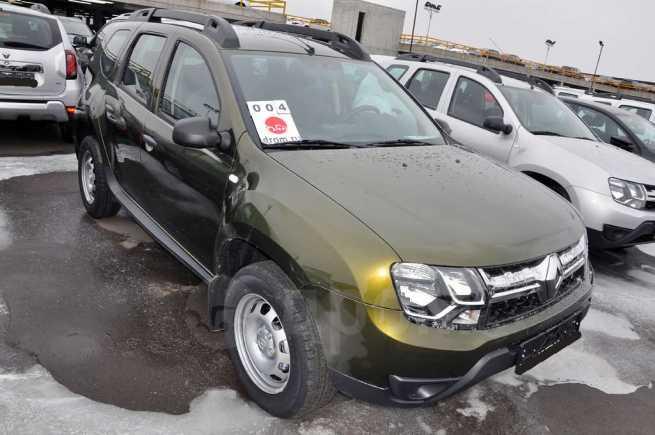 Renault Duster, 2016 год, 891 980 руб.