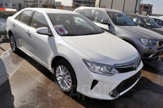 Toyota Camry, 2016 год, 1 708 000 руб.