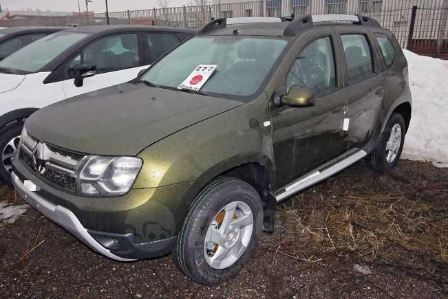 Renault Duster, 2016 год, 985 970 руб.