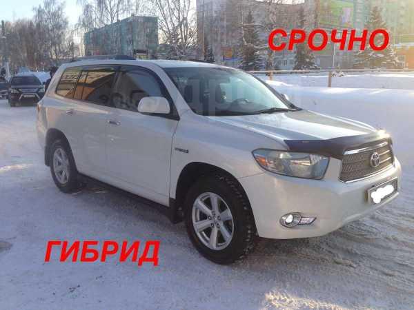 Toyota Highlander, 2009 год, 1 280 000 руб.
