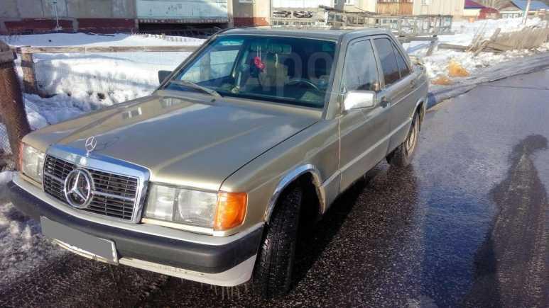 Mercedes-Benz 190, 1985 год, 155 000 руб.