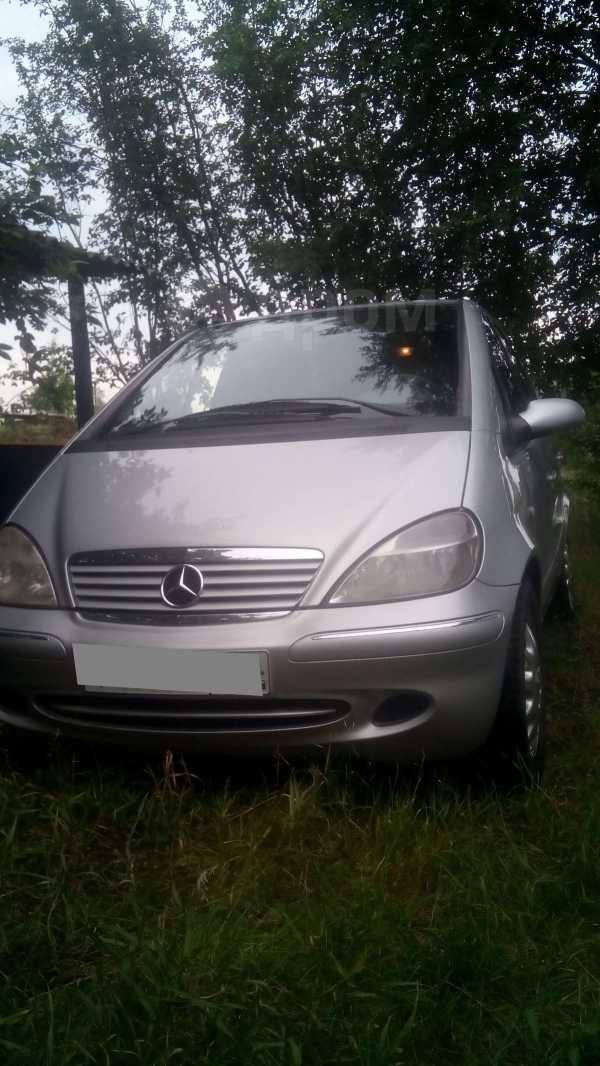 Mercedes-Benz A-Class, 2003 год, 230 000 руб.
