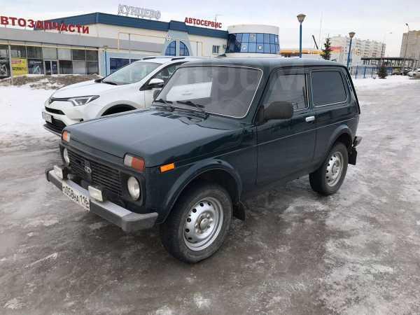 Лада 4x4 2121 Нива, 2011 год, 289 000 руб.