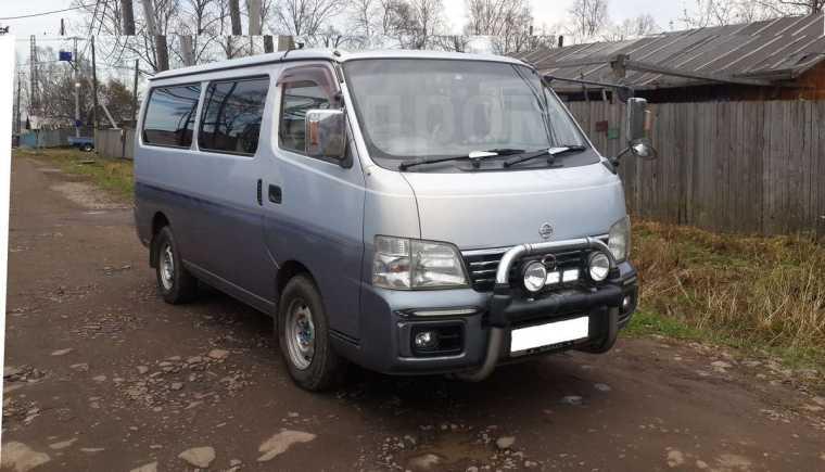 Nissan Caravan, 2003 год, 490 000 руб.