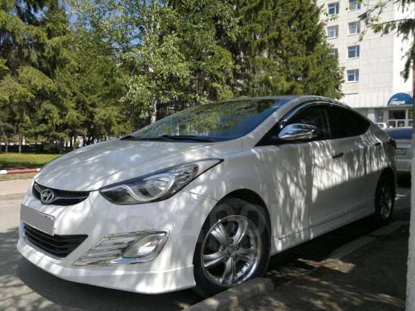 Hyundai Avante, 2011 год, 749 999 руб.