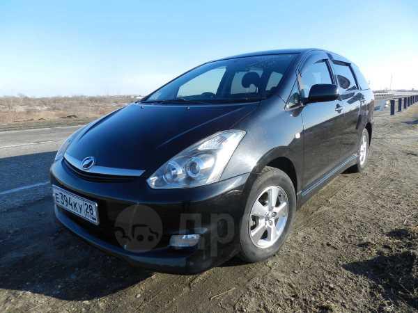 Toyota Wish, 2008 год, 580 000 руб.