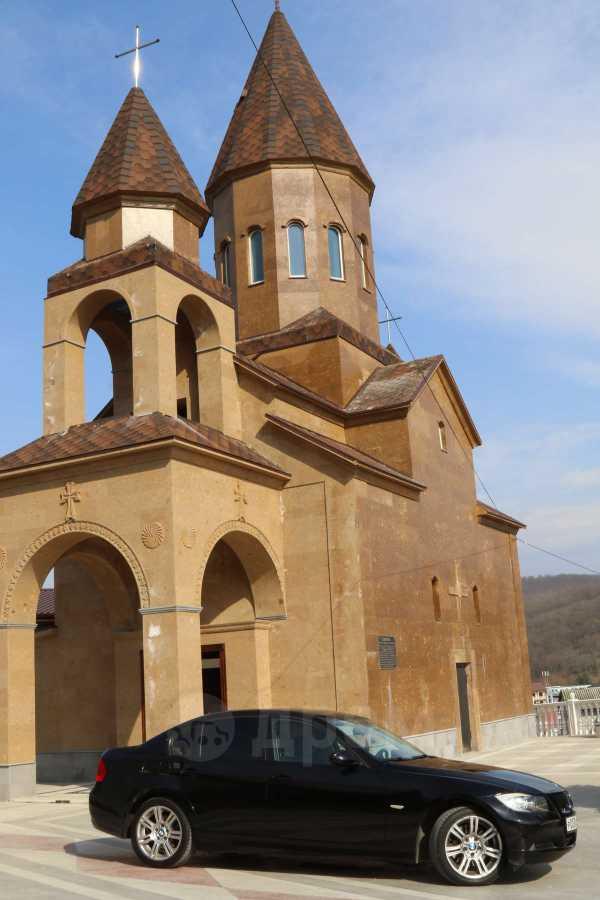 BMW 3-Series, 2008 год, 600 000 руб.