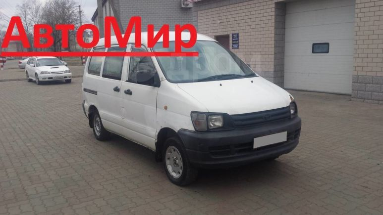 Toyota Town Ace, 1998 год, 115 000 руб.