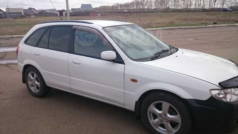 Mazda Familia, 2003 год, 170 000 руб.